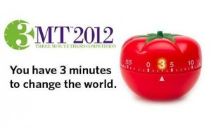 3MT is back again