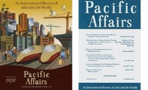 Pacific Affairs: An International Review of Asia and the Pacific