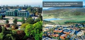 Latest ranking among world universities – UBC ranks 22nd