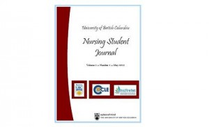 New to cIRcle: UBC nursing student journal