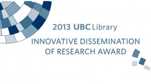 Innovative Dissemination of Research Award winner announced