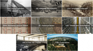 Welcome to Open Collections, UBC Library's new digital collections portal