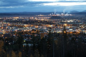 In the Spotlight: Prince George, BC – an interdisciplinary research-based narrative profile