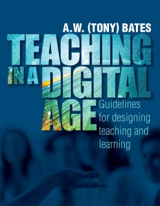 NEW: Teaching in a Digital Age arrives in cIRcle