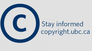 Copyright system updates for UBCV & UBCO campuses