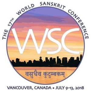NEW: 17th World Sanskrit Conference proceedings